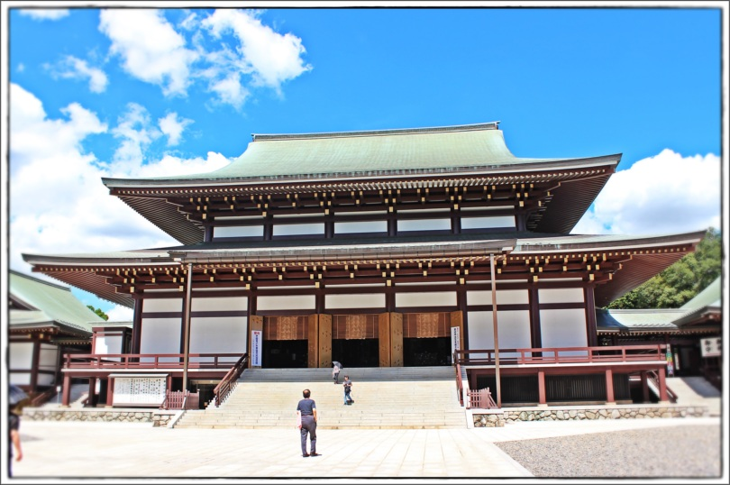 Templo budista Narita-san