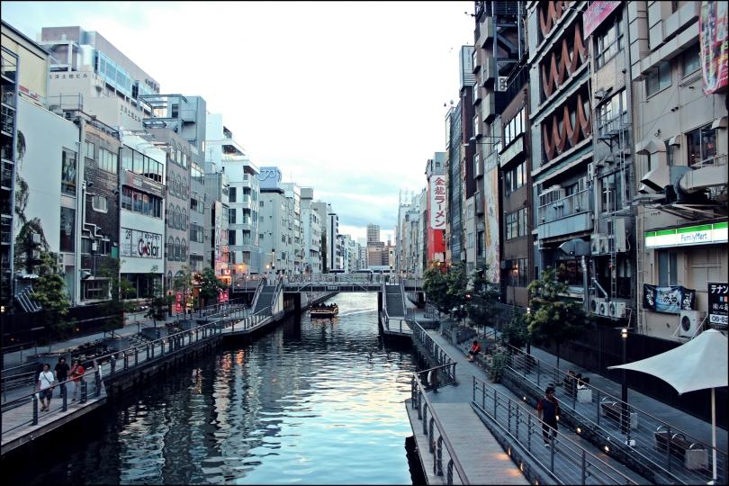 Canal Dotonbori