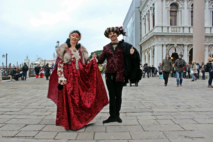"""Benvenuti al Carnevale di Venezia!"""