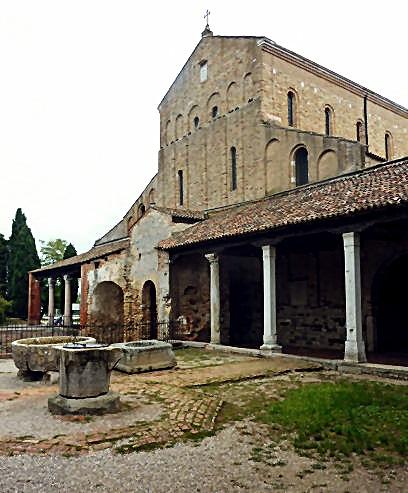 La Basílica de Santa Maria Assunta