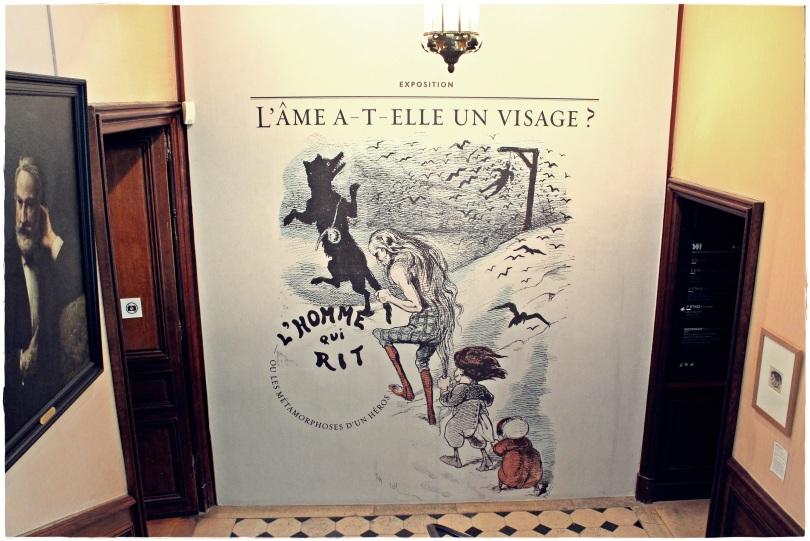 Exposición basada en la obra de Victor Hugo (en preparación)