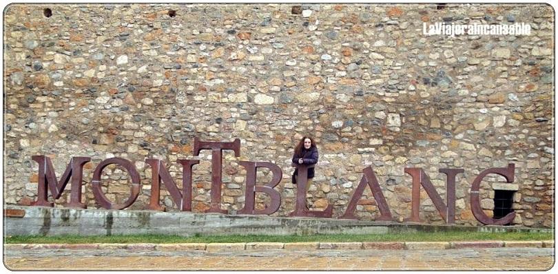 Montblanc_muralla