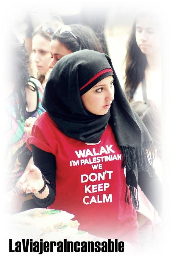WALAK I'm Palestinian