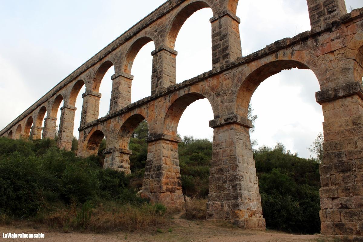 En la Tarragona romana (3): el pont del Diable