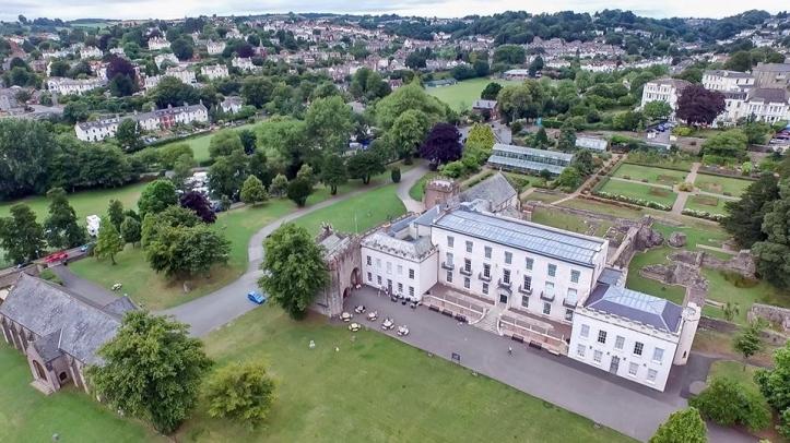aerial drone taken by Ricky Valentine