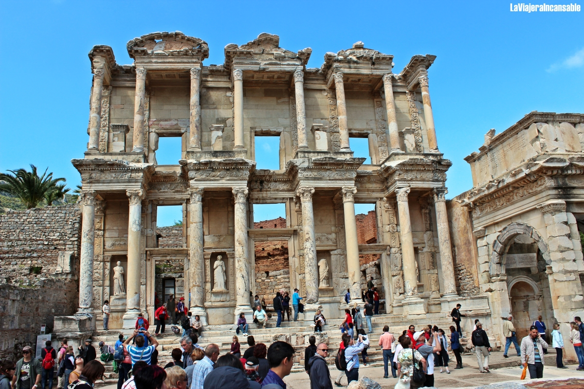 Bibliotecas y librerías del mundo | La biblioteca de Celso