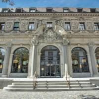 Bibliotecas y librerías del mundo  | La biblioteca municipal de Coira, antigua por fuera nueva por dentro